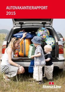 Stena Line Car Travel Report 2015 - Holland