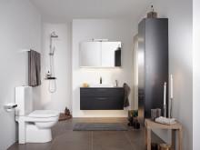 Årets badrumsnyheter från Gustavsberg