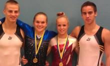Tävlingstider för de svenska gymnasterna i VM i Artistisk Gymnastik i Tokyo - start 7 oktober 2011