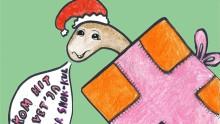 Häng med när snokarna firar jul på Göteborgs Naturhistoriska Museum!