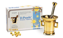 D-vitamin förbättrar canceröverlevnad