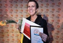 Lena Åhlin från Östersund vinnare i Sveriges största entreprenörstävling