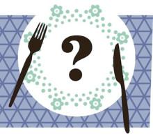 Berätta vad det är i maten – all mat!