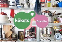 Adlibrisgruppen och TV4-Gruppen lanserar e-handelssatsningen Kökets favoriter