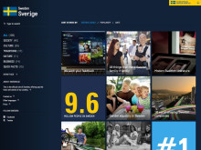 Så blir Sveriges nya hemsida