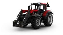 Världens första traktorsimulator