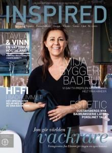 Gustavsberg lanserar nytt magasin - Inspirerar till framtidens badrum