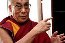 Elevkonferensen med Dalai lama den 17 april