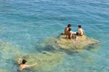 To millioner på sommerferie i utlandet