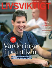Tidningen Livsviktigt, nummer 1 2014