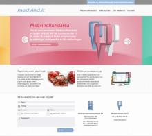 Ny webbplats för Medvind Informationsteknik