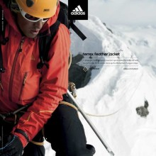 adidas storsatsar på Outdoor 2012 - inleder samarbete med AXA Sports Club Adventure Team