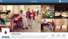 Följ Blodcentralens Instagramstafett