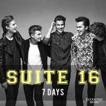 SUITE 16 – Singelslipp: 7 days