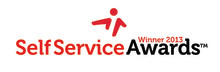 Winners of the Self Service Awards 2013