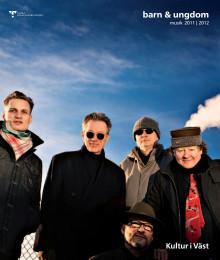 Kultur i Väst: Musik för barn & ungdom 2011-2012