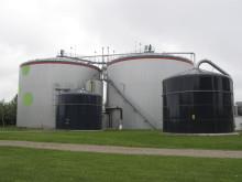 Sex procents biogasökning långt ifrån tillräckligt