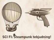Stadsbiblioteket: Välkommen till Steampunk tebjudning!