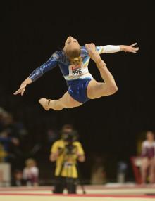 Mångkampsfinal för Jonna Adlerteg i EM