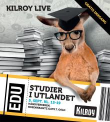 Utdanningsmesse - KILROY live 2013