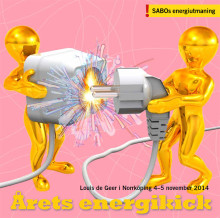 Pressinbjudan: 300 personer från hela landet får en rejäl energikick i och av Norrköping