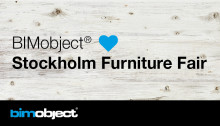 Meet BIMobject® at Stockholm Furniture Fair!