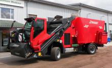 Trejon har premiär för ny självgående fullfodervagn från Trioliet