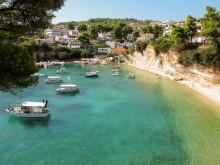 Skiathos i topp bland små grekiska öar hos Ving