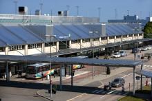 Landvetters terminal först i världen med hållbarhetsbevis