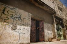 Fem gånger fler patienter i Hebron efter våldsvåg