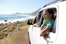 Hver fjerde nordmann skal på bilferie i sommer