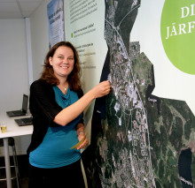 Järfällas nya kommunstyrelseordförande – Cecilia Löfgreen
