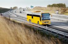 Rekordmånga väljer att ta bussen mellan Sjöbo och Lund