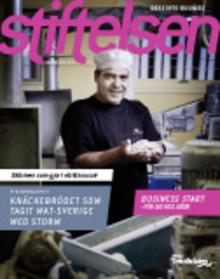 Nytt nummer ute av Stiftelsens Magasin #2 2010