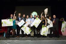 Gröna affärsidéer tar hem storvinsten i Venture Cup