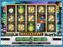 Annika won €15,994 playing Spellcast at Vera&John