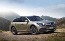 Opel firar 750000 sålda Insignia.