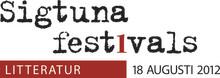 Sigtuna Litteraturfestival livestreamar
