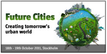 "Plantagon CEO Hans Hassle at The Economist Conference ""Future Cities"" in Stockholm"