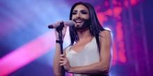 Conchita Wurst inaugurates Stockholm Pride