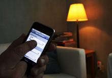 Fjärrstyr hemmet med app i mobilen