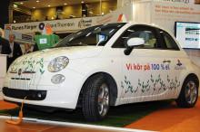 Tre energibolag satsar på 3 000 elbilar inom tre år