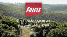 Nye reklamefilmer fra Kaffehuset Friele