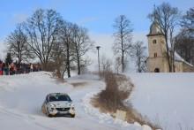 Nytt svensk rallyhopp till start i svenska rallyt