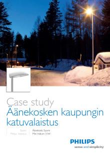 Case study: Äänekosken kaupungin katuvalaistus