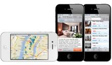 100 000 hotellia iPhonessa