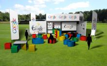 Doodle 4 Google på Dana Cup i Hjørring med unge fra hele verden