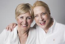 Birgitta och Cecilia är Årets Bröstvänner 2014