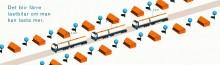 Lägre utsläpp och bättre trafiksäkerhet med tunga lastbilar