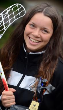 """Julia 15 år - """"bäst i Norrbotten!"""